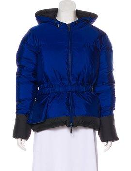 Reversible Hooded Jacket W/ Tags by Jil Sander
