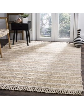 Safavieh Natural Fiber Carrie Braided Area Rug Or Runner by Safavieh