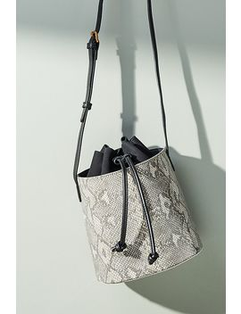 Kendra Printed Bucket Bag by Anthropologie
