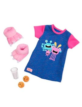 "Our Generation Pajama Outfit For 18"" Dolls   Snuggle Monster by Our Generation"