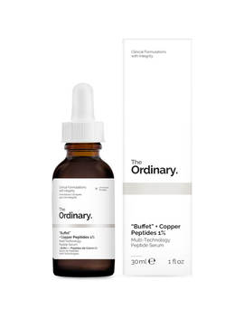 "The Ordinary ""Buffet"" + Copper Peptides 1 Percents by Look Fantastic"