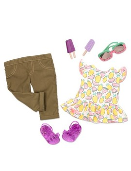"Our Generation Regular Outfit For 18"" Dolls   Cutie Fruity by Our Generation"