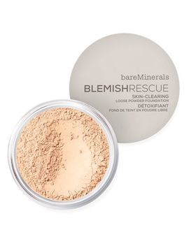Bare Minerals   'blemish Rescue ' Skin Clearing Loose Powder Foundation 6g by Bare Minerals