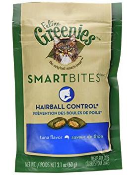 Feline Greenies Smartbites Cat Treats by Greenies