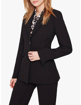 Damsel In A Dress City Suit Jacket, Black by Damsel In A Dress