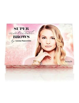 Super Natural Brows By Anna Saccone by Benefit