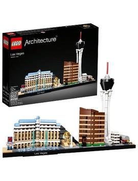 Lego Architecture Las Vegas 21047 by Lego