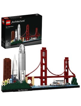 Lego Architecture San Francisco 21043 by Lego