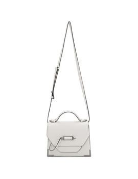 White Keeley Crossbody Bag by Mackage
