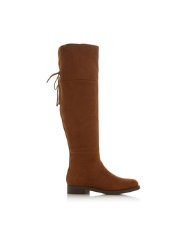 *Head Over Heels Brown 'tammii' Ladies Flat Boots by Dorothy Perkins