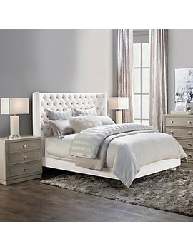 Solange Bedding   Fog Grey by Z Gallerie
