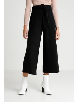 Dahlia Tie Waist Trouser   Trousers by Forever New