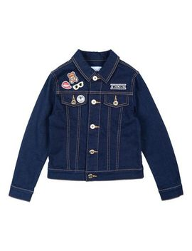 Moschino Denim Jacket   Jeans And Denim by Moschino