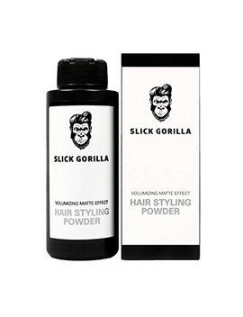 Slick Gorilla Hair Styling Texturizing Powder 0.70 Ounce (20g) by Slick Gorilla
