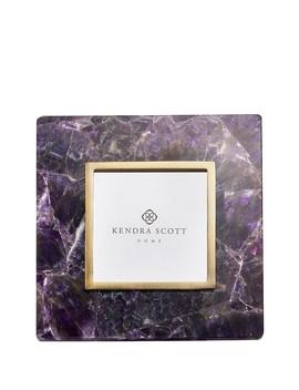 "Square Stone Slab 4""X4"" Frame by Kendra Scott"