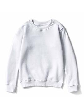 M·Y Star Of The Black Boys Solid Plain Cotton Sweatshirt Basic by M·Y Star Of The Black