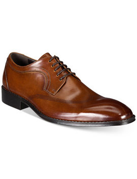 Men's Reason Plain Toe Wingtip Oxfords by Kenneth Cole Reaction