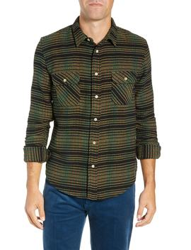 Shorthorn Slim Fit Sport Shirt by Levi's® Vintage Clothing