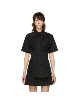Black Gramy Shirt by Isabel Marant