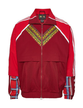 Afro Hu Track Top by Adidas Originals By  Pharrell Williams
