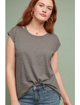 Carly Cutout Tee by Left Of Center