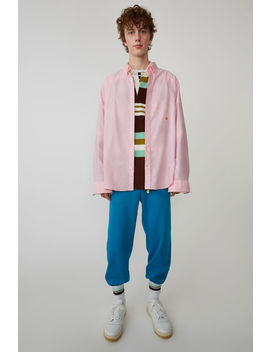 Casual Shirt Light Pink by Acne Studios