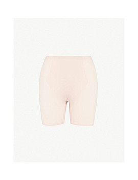 Thinstincts Mid Thigh Stretch Jersey Shorts by Spanx
