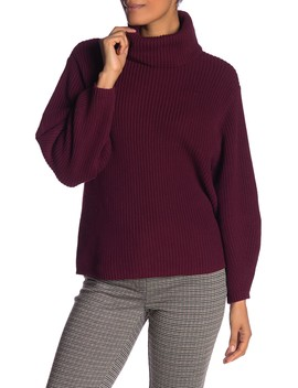 Slouchy Turtleneck Sweater (Regular & Petite) by Vince Camuto