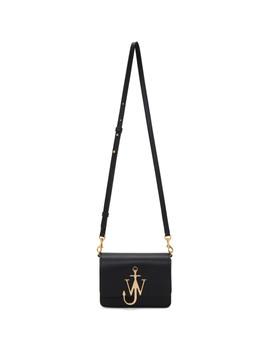 Black Mini Logo Bag by Jw Anderson
