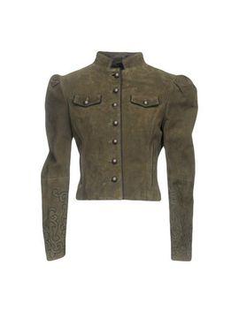 Mpd Box Leather Jacket   Coats & Jackets by Mpd Box