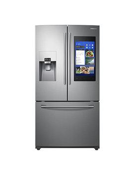 Samsung Rf265 Beaesr/Aa 24 Cu. Ft. 3  Door French Door Refrigerator With Family Hub™   Stainless Steel Samsung Rf265 Beaesr/Aa 24 Cu. Ft. 3  Door French Door Refrigerator With Family Hub™   Stainless Steel by Sears