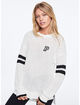Crew Sweater by Victoria's Secret