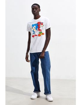 Sonic And Knuckles Tee by Urban Outfitters