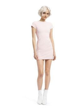 Colin Fitted Mini Dress by Alice And Olivia