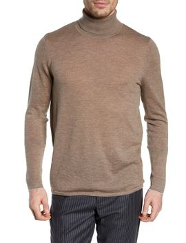 Cashmere Turtleneck by Nordstrom Signature