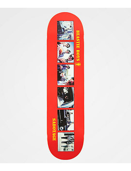 "Girl X Beastie Boys Sabotage 8.0"" Skateboard Deck by Girl"