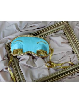 Gift For Her   Breakfast At Tiffany's And Audrey Hepburn, Holly Golightly Sleeping Mask  In Tiffany And Co Blue, Big Little Lies Tv Series by Etsy