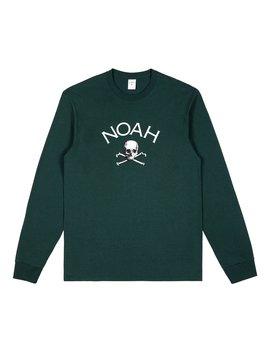 Jolly Roger Long Sleeve Tee by Noah Nyc