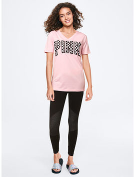 Campus Short Sleeve Football Tee by Victoria's Secret
