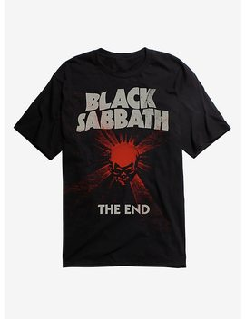 Black Sabbath The End T Shirt by Hot Topic