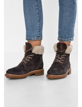 Natalie    Lace Up Ankle Boots by Gant