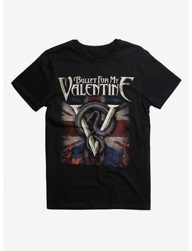 Bullet For My Valentine Venom T Shirt by Hot Topic