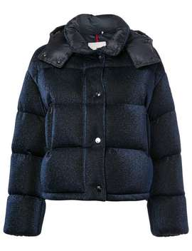 Caille Coat by Moncler