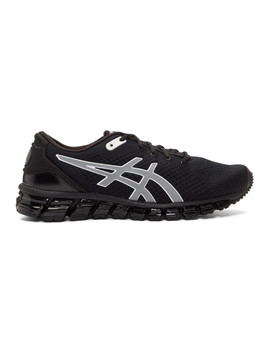 Ssense Exclusive Black Asics Edition Gel Quantum 360 Knit 2 Sneakers by Harmony