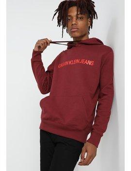 Institutional Hoodie   Hoodie by Calvin Klein Jeans