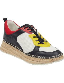 Janette Espadrille Sneaker by Marc Fisher Ltd