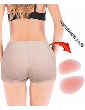 Fut Forever Women Hip Butt Lifter Enhancer Bum Silicone Pads Push Up Buttocks Shaper by Fut Forever