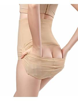 Fut Women's Shapewear High Waist Brief Panty Shaper Sliming Underwear by Fut