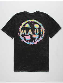 Maui And Sons Rad Cookie Mens T Shirt by Maui And Sons
