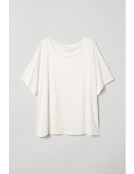 Camiseta De Viscosa by H&M